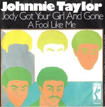 スタックス全盛期の71年に発売されたジョニー・テイラー2回目のR&B1位獲得曲
