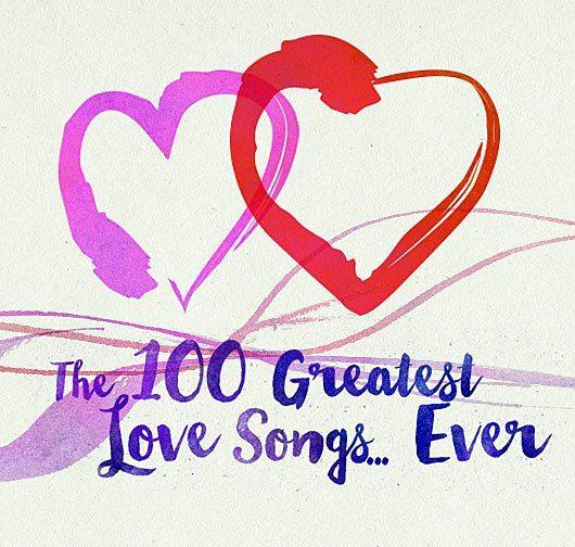 最高のラヴ・ソング100曲プレイリスト