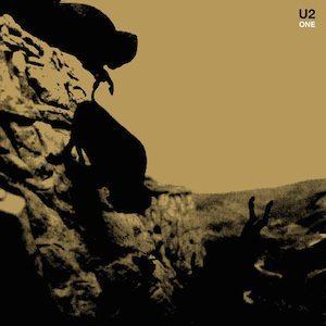 U2 - One Cover