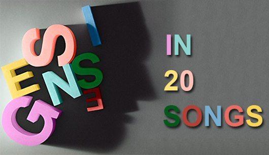 ジェネシスの20曲:輝かしき約50年の歴史
