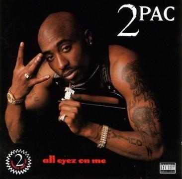 トゥパック生前最後のスタジオ・アルバム『All Eyez On Me』