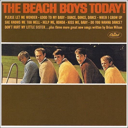 reDiscover:ビーチ・ボーイズ『The Beach Boys Today!』