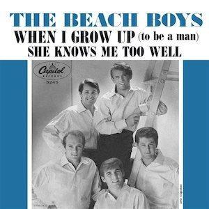 Beach Boys When I Grow Up