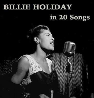 ビリー・ホリデイの20曲