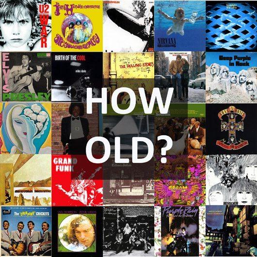 名盤は20代の時に生まれる?若い時のミュージシャンが残した名作アルバム25選