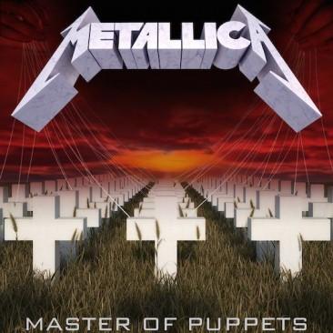 メタリカ最初のアルバムであり、最後でもある『Master Of Puppets(邦題:メタル・マスター)』