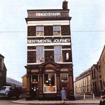 母エルシーの好きなスタンダードをカヴァーしたリンゴ・スターのソロ・デビュー作『Sentimental Journey』