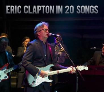 エリック・クラプトンの20曲