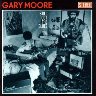 「今までで最高のアルバム」と本人が語ったゲイリー・ムーアのブルース作『Still Got The Blues』