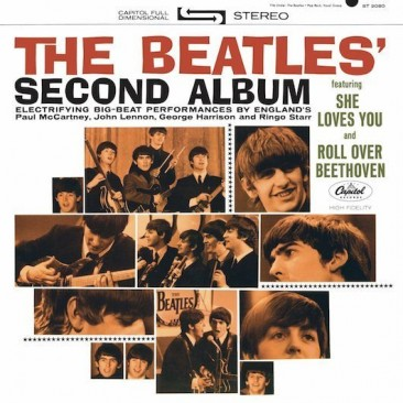 ザ・ビートルズ再臨『The Beatles' Second Album』