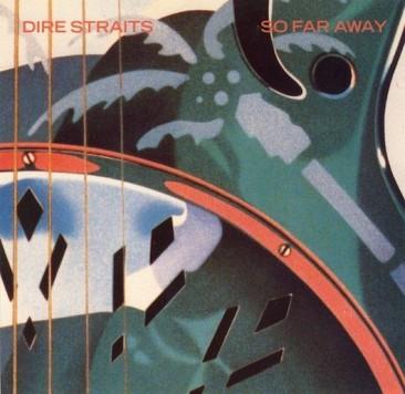 1980年代を代表するダイアー・ストレイツのアルバム『Brothers In Arms』と先行シングル「So Far Away」