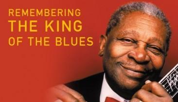 'キング・オブ・ブルース' B.B.キングを偲んで