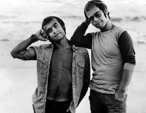 Elton & Bernie