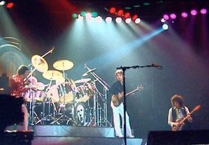 Queen Wembley 78