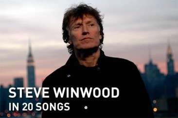 スティーヴ・ウィンウッドの20曲