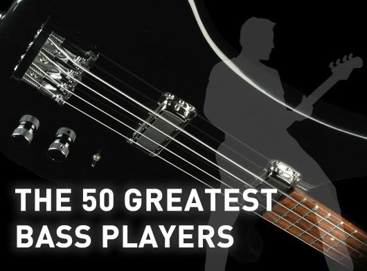 50 greatest bass players