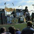 1969年6月ハイド・パーク、12万人の観衆を前にしたブラインド・フェイスのデビュー・ライブ