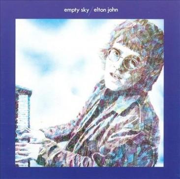 エルトン・ジョン初のスタジオ・アルバム『Empty Sky(邦題:エルトン・ジョンの肖像)』