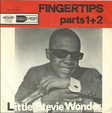 スティーヴィー・ワンダー初のチャート入りシングル「Fingertips」の秘密