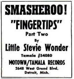 Fingertips ad