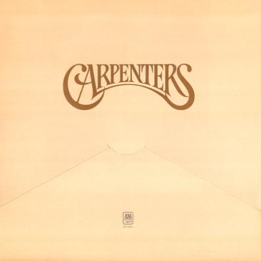reDiscover:カーペンターズ『Carpenters』