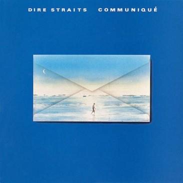 ダイアー・ストレイツのセカンド・アルバム『Communique』