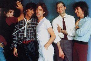 Stones 1980