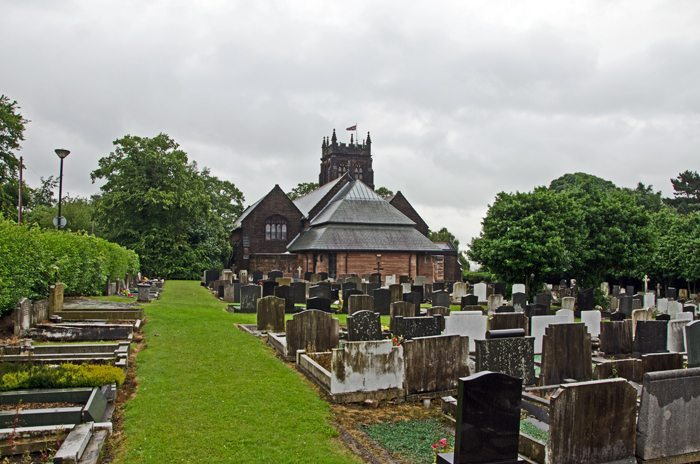 Woolton Church