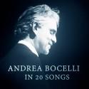 アンドレア・ボチェッリの20曲:世界で最も愛されている奇跡のテノール