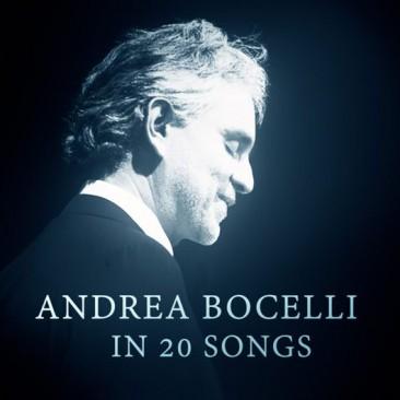 アンドレア・ボチェッリの20曲