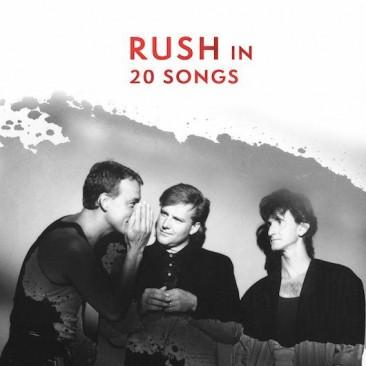 ラッシュの20曲