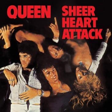 クイーン『Sheer Heart Attack』
