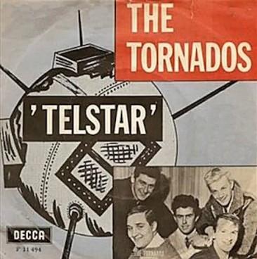 「テルスター衛星」発射とジョー・ミークの「テルスター」