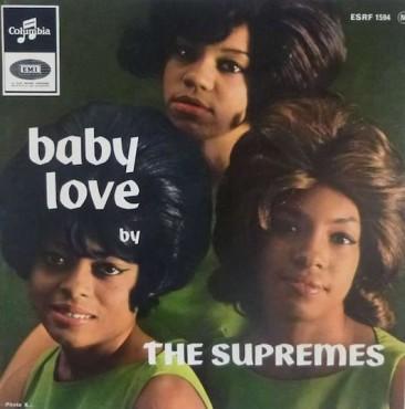 2度目の全米1位、初のUK1位を記録したシュープリームス「Baby Love」の誕生