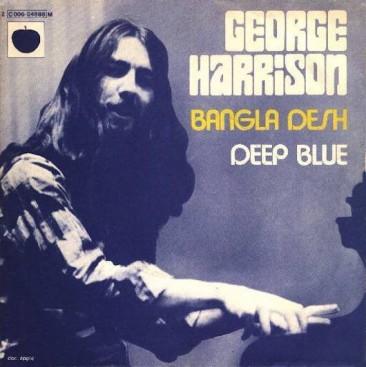 バングラデシュの現状を世界に伝えたジョージの「Bangla Desh」
