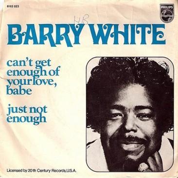 バリー・ホワイトが大ブレイクした1974年と自身初の全米1位曲とは?