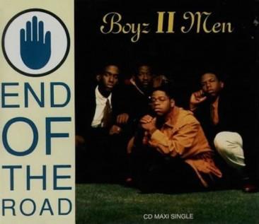 ボーイズⅡメン、大成功の始まりとなった記録的な全米1位曲「End Of The Road」