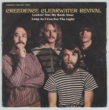 新しいBillboardチャートと両A面シングルを出し続けた1970年のCCR