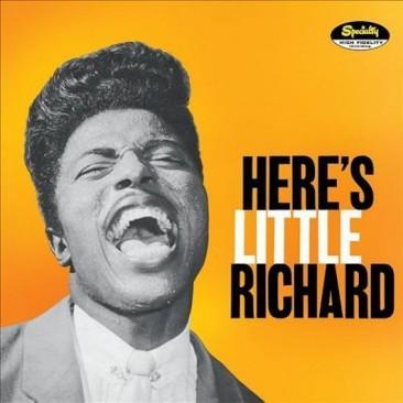 リトル・リチャード唯一のTOP20獲得アルバム『Here's Little Richard』