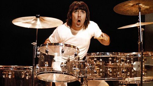 Photo of Keith MOON and WHO