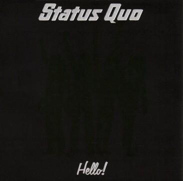 reDiscover:ステイタス・クォー初の全英1位獲得アルバム『Hello!』