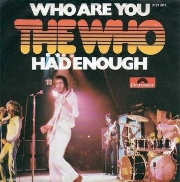 reDiscover:ザ・フー『Who Are You』