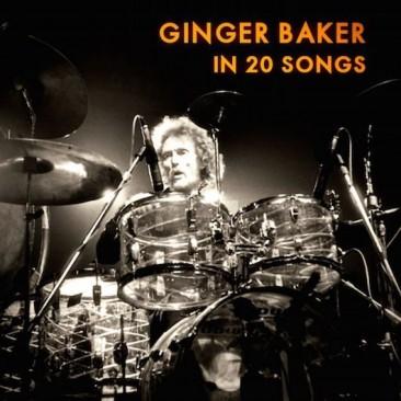 ジンジャー・ベイカーの20曲