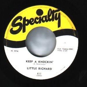 Keep A Knockin LR
