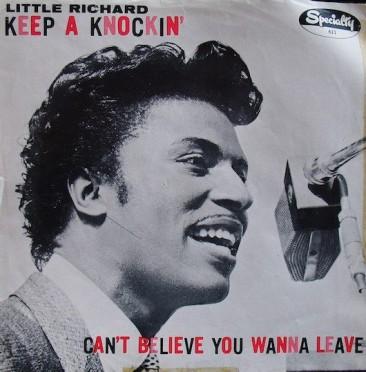 リトル・リチャード「Keep A Knockin'」-「シャウティング・キャットのビッグ・ヒット第2弾」
