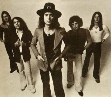 リッチー・ブラックモアの新しいバンドが誕生した時『Ritchie Blackmore's Rainbow』