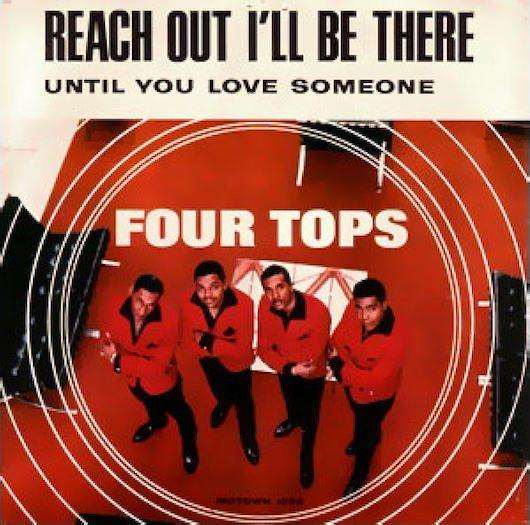 フォー・トップスが大躍進した全米全英1位獲得曲「Reach Out I'll Be There」