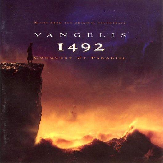 コロンブスにインスパイアされたヴァンゲリスの旅路