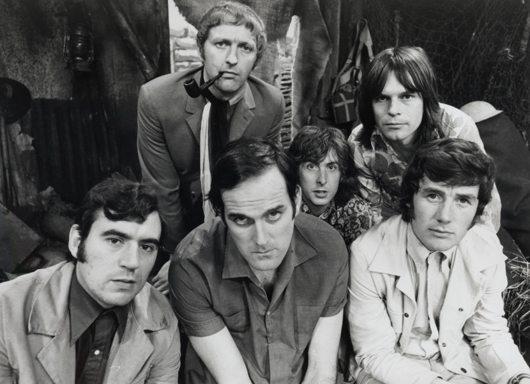 Monty Python in 1969