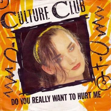 1982年、噂のネタはカルチャー・クラブ